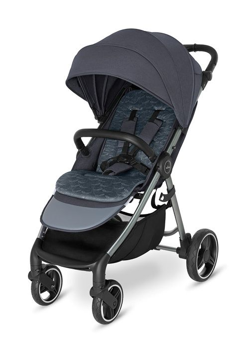 Baby Design Wave 2021 117 Graphite + u nás ZÁRUKA 3 ROKY