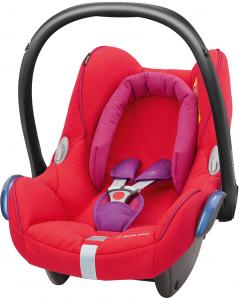 Maxi-Cosi Cabriofix 2021 Red Orchid