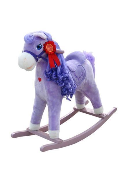 Milly Mally Houpací koník princess se zvukem