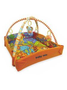 Hrací deka Baby Mix sloník