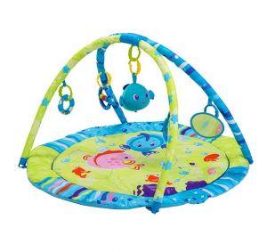 Zobrazit detail - Baby Ono Hrací deka - Rybičky