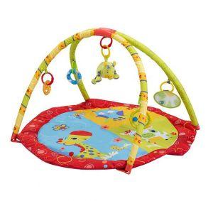Zobrazit detail - Baby Ono Hrací deka Zvířátka