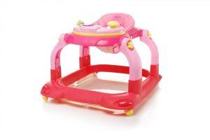 4baby Walkie - pink chodítko